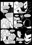 THE SKULL Page 13 by MichaelJLarson