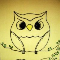 Owlie 2 by kaleidoscopeeyes06