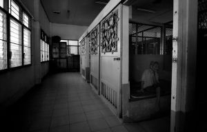 Home for the Elderly by nxxos