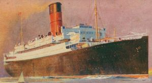 RMS Lancastria by MonsterKitty180