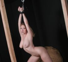 Captive in the Dungeon by Warlock1935