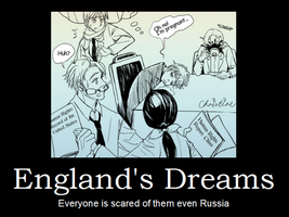 England's Dream by Rose21991