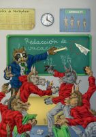 I can see... Respect the teaching by adripan