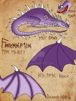 HTTYD: Adrenalin Ref Sheet by MegzWills