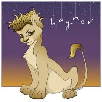 hayner lion by uncertain-certainty