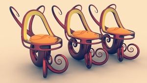 Chairs 1229 by AnthonyRalano