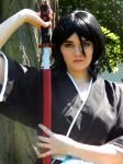 Rukia Kuchiki Cosplay Bleach Shinigami by Kuchendiebin