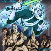 The Age of Nerd - Luuuuuuuke!!!!! by RockyDavies