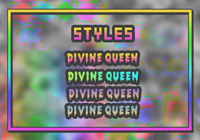 Divine Queen +Styles by Pr1nc33s