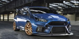 Ford Focus RS FxBodyWork by Faik05