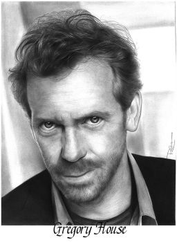 Dr. Gregory House by latent-talent