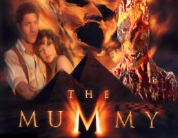 Mummy: The Mummy 01 by Kyukitsune