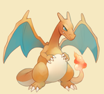 Charizard by HappyCrumble