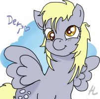 Derpy is gonna Derp by HeroAble