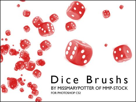 FREE BRUSHES, Dice Brushes CS2 by mmp-stock