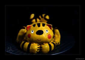 Yellow Kitty by AmbientExposures