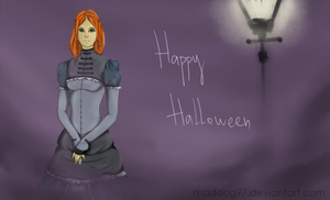 Happy Halloween by maddog97
