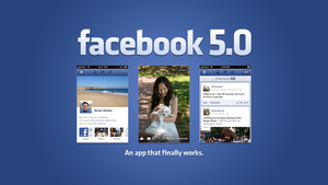 Facebook 5.0 by theIntensePlayer