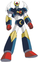 Super Robot MOONblade 02 by FaGian