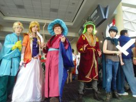 Megacon '14: The Stick of Truth by NaturesRose
