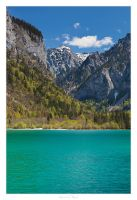 Leopoldsteinersee by AndreasResch