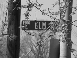 Waiting On Elm St. by EBSpurlin