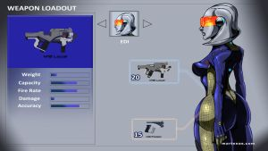 Mass-Effect (loadoutscreen) 3of3 EDI by martenas