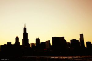 Beautiful Chicago by Wolf-X-Parade