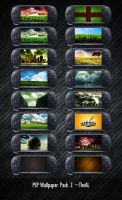 PSP Wallpaper Pack 2 by TheAL