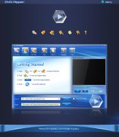 dvd ripper UI by GentryMen