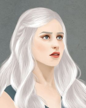 Mother of Dragons by LingersLongOnLoveSt