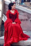 Lady in red - 04 by pallottili