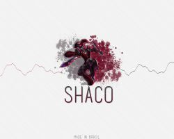 Shaco Wallpaper League of Legends [4] by Madeinbrazil1