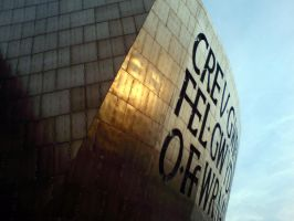 Wales Millenium Centre 9 by evilminky666