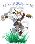 [chibi] Rengar by CaptainPandaa