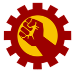 Gear and Fist Emblem by Party9999999