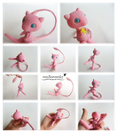 Ball Jointed Doll Mew by vonBorowsky