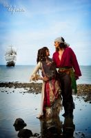 PoC Cosplay - Captain Will Turner by Azure-Hawker