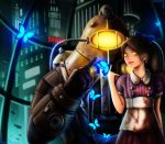 Commission: Bioshock (Eleanor and Subject Delta) by Saizo-san