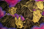 Bats! by Anesthetic-X