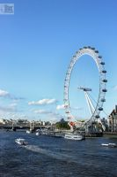 London Eye by Kaptured-by-Kirsty