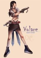 Volare - Bounty Hunter - by Overweight-Cat