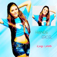 Hande Ercel png pack by YarenLovatic