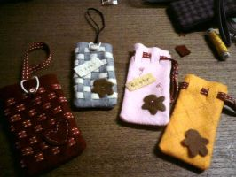 Little bag 4 handphone by flywithurwings