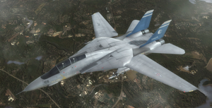 F-14D - Philippine Air Force by Jetfreak-7