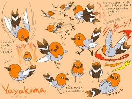 Fletchling Heaven by manyon24