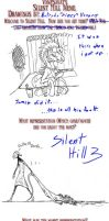 Silent Hill Meme by SizzyBubbles
