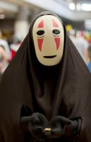 MegaCon 2013 - No Face by Purph