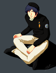 Yang Wenli by shell0823