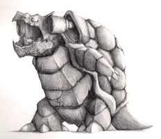 Blastoise by Epifex